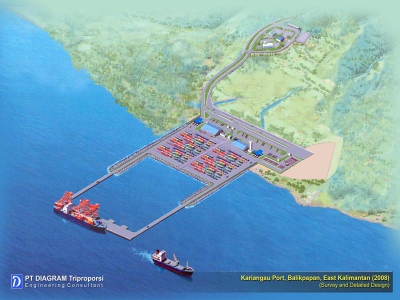 Kariangau Port Project