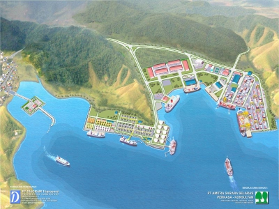 Depapre Port Project